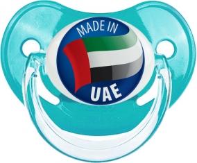 Made in UAE Bleue classique