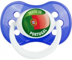 Made in PORTUGAL Bleu classique