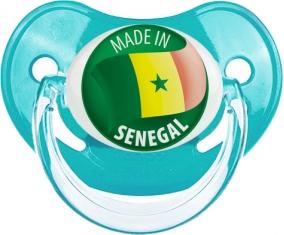 Made in SENEGAL Bleue classique