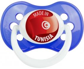 Made in TUNISIA Bleu classique