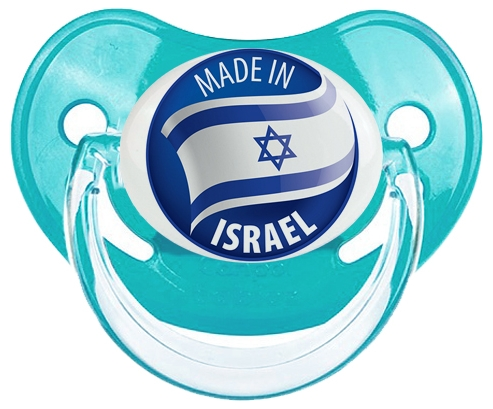 Made in ISRAEL Bleue classique