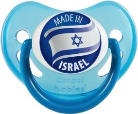 Made in ISRAEL Bleue phosphorescente