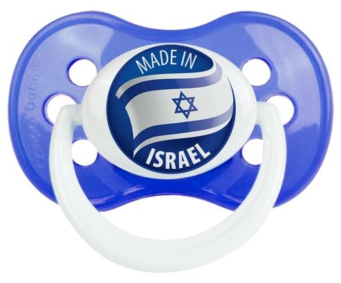 Made in ISRAEL Bleu classique