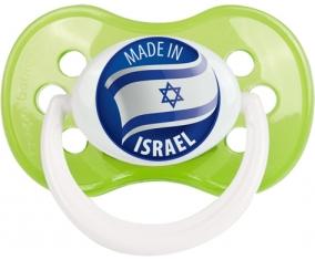 Made in ISRAEL Vert classique