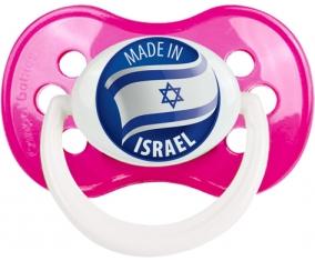 Made in ISRAEL Rose foncé classique
