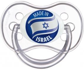 Made in ISRAEL Transparente classique