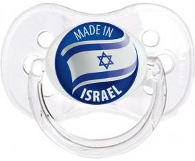 Made in ISRAEL Transparent classique