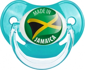 Made in JAMAICA : Sucette Physiologique personnalisée