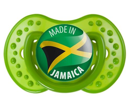 Made in JAMAICA Vert classique