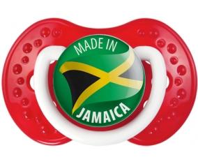Made in JAMAICA Blanc-rouge classique