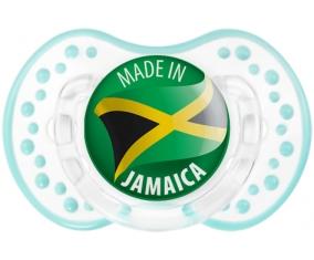 Made in JAMAICA Retro-blanc-lagon classique