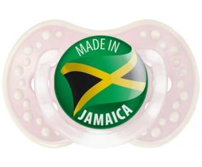 Made in JAMAICA Retro-rose-tendre classique