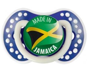 Made in JAMAICA Bleu-marine phosphorescente