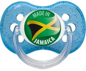 Made in JAMAICA : Sucette Cerise personnalisée