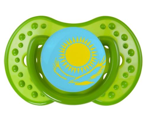 Drapeau Kazakhstan Tétine LOVI Dynamic Vert classique