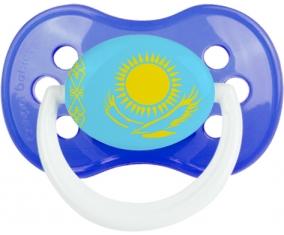 Drapeau Kazakhstan : Sucette Anatomique personnalisée