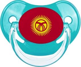 Drapeau Kirghizistan : Sucette Physiologique personnalisée