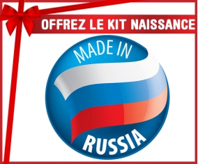 Kit naissance : Made in RUSSIA
