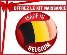 Kit naissance : Made in BELIUM