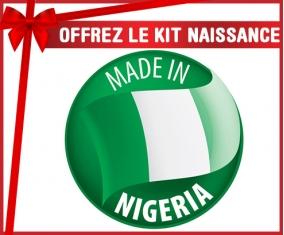 Kit naissance : Made in NIGERIA