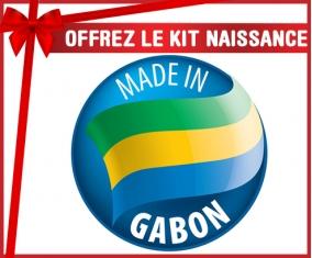 Kit naissance : Made in GABON