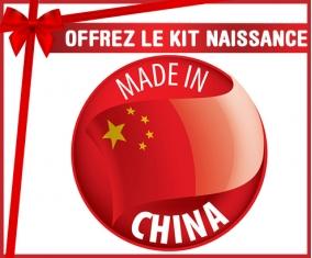Kit naissance : Made in CHINA