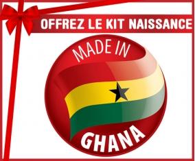 Kit naissance : Made in GHANA