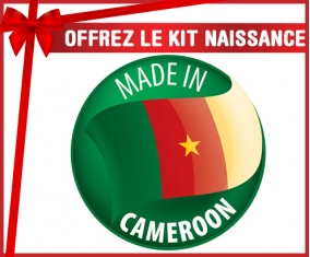 Kit naissance : Made in CAMEROON