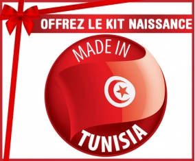 Kit naissance : Made in TUNISIA