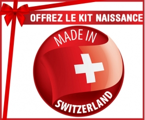 Kit naissance : Made in SWITZERLAND