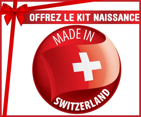 Kit naissance : Made in SWITZERLAND