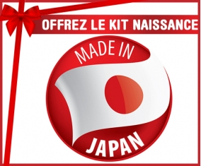 Kit naissance : Made in JAPAN