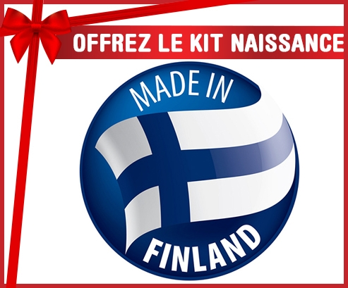 Kit naissance : Made in FINLAND