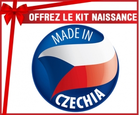 Kit naissance : Made in CZECHIA