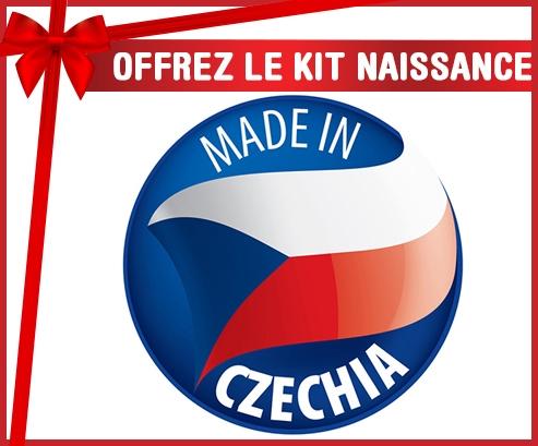 Kit naissance : Made in CZECHIA