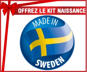 Kit naissance : Made in SWEDEN
