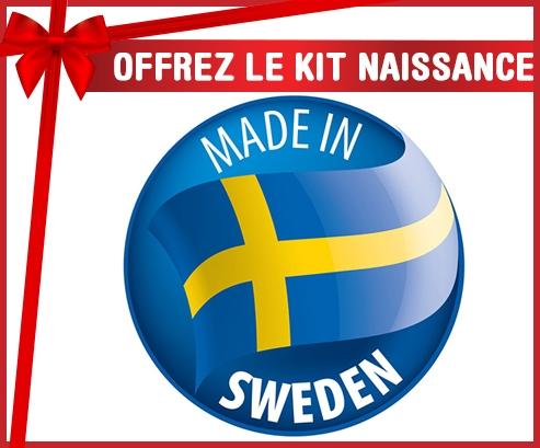 Kit naissance : Made in SWEDEN