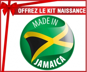 Kit naissance : Made in JAMAICA