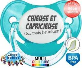 Chieuse et capricieuse: Sucette Physiologique-su7.fr