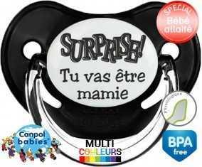 Surprise tu vas être mamie: Sucette Physiologique-su7.fr