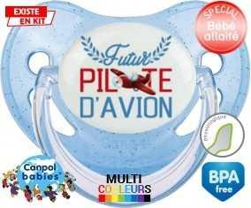 Futur pilote d'avion style2: Sucette Physiologique-su7.fr