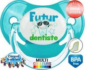 Tetine Future dentiste embout Physiologique personnalisée
