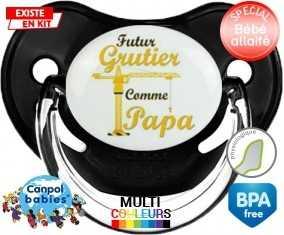 Futur grutier comme papa: Sucette Physiologique-su7.fr