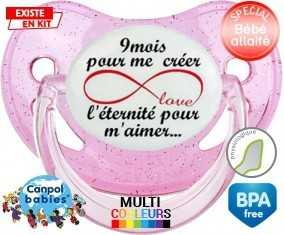 9 mois pour te créer: Sucette Physiologique-su7.fr