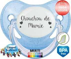 Chouchou de mamie: Sucette Physiologique-su7.fr