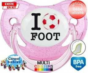 I love foot: Sucette Physiologique-su7.fr