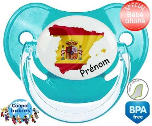Espagne + prénom: Sucette Physiologique-su7.fr