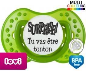 Surprise tu vas être tonton: Sucette LOVI Dynamic-su7.fr