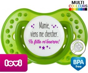 Mamie viens me chercher...: Sucette LOVI Dynamic-su7.fr