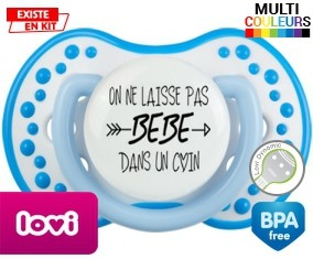 On ne laisse pas bébé dans un coin: Sucette LOVI Dynamic-su7.fr
